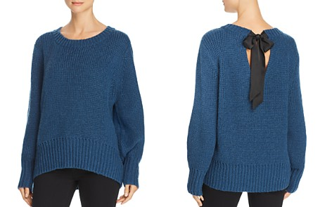 Parker Matty Back-Tie Sweater - Bloomingdale's_2