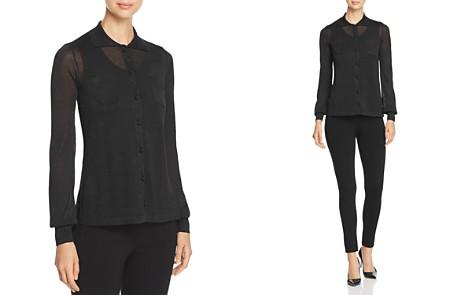 Emporio Armani Sparkle Shirt - Bloomingdale's_2