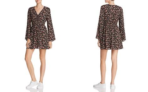 En Créme Floral-Print Dress - Bloomingdale's_2
