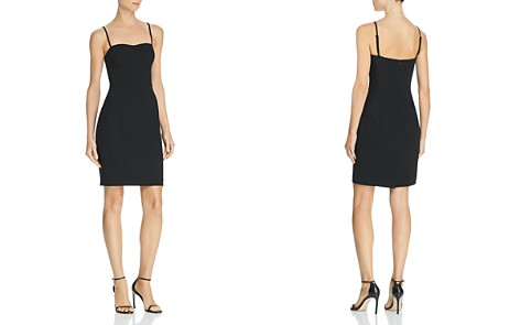 FRENCH CONNECTION Whisper Light Sweetheart Sheath Dress - Bloomingdale's_2