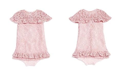 Pippa & Julie Girls' Ruffled Lace Dress & Bloomers Set - Baby - Bloomingdale's_2