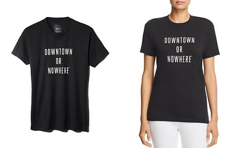 Knowlita Downtown Or Nowhere Tee - Bloomingdale's_2