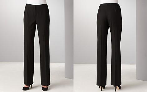 Lafayette 148 New York Straight-Leg Pants - Bloomingdale's_2