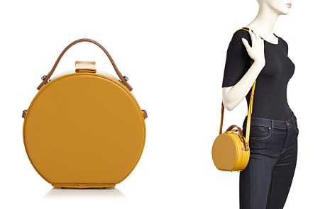 Nico Giani Tunilla Small Circle Leather Shoulder Bag - Bloomingdale's_2