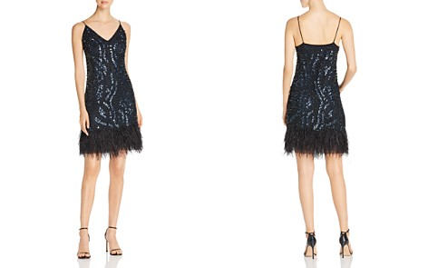 Elie Tahari Porsha Embellished Slip Dress - Bloomingdale's_2