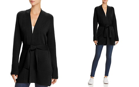 Theory Malinka Belted Cashmere Cardigan - Bloomingdale's_2