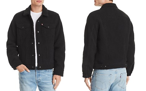 Levi's Faux-Shearling Trucker Jacket - Bloomingdale's_2