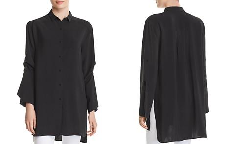 Kenneth Cole Tab-Sleeve Tunic Shirt - Bloomingdale's_2