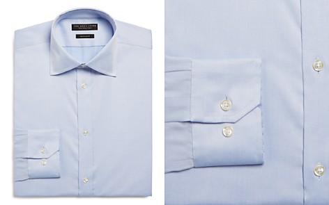 The Men's Store at Bloomingdale's Basic Twill Regular Fit Dress Shirt_2