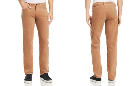 Theory Bryson Classic Fit Corduroy Pants - 100% Exclusive - Bloomingdale's_2