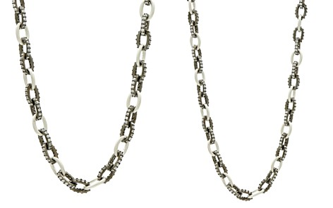"Freida Rothman Industrial Chain Necklace, 20"" - Bloomingdale's_2"
