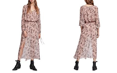 ALLSAINTS Chesca Petal Dress - Bloomingdale's_2