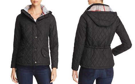 Barbour Millfire Diamond Quilted Jacket - Bloomingdale's_2
