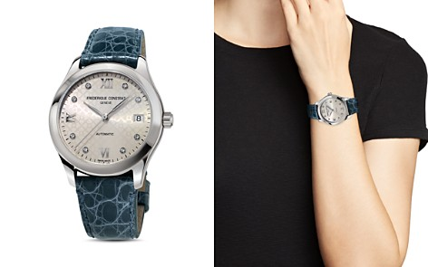Frederique Constant Automatic Watch, 36mm - Bloomingdale's_2