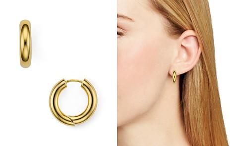 Argento Vivo Seamless Huggie Hoop Earrings - Bloomingdale's_2