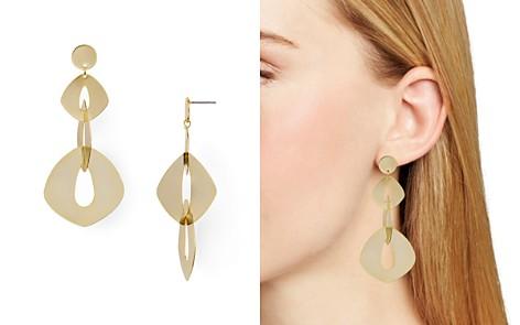 AQUA Geometric Link Drop Earrings - 100% Exclusive - Bloomingdale's_2