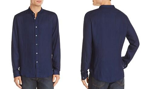John Varvatos Collection Tonal-Striped Slim Fit Shirt - Bloomingdale's_2