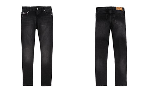 Diesel Boys' Thanaz Faded Skinny Jeans - Big Kid - Bloomingdale's_2