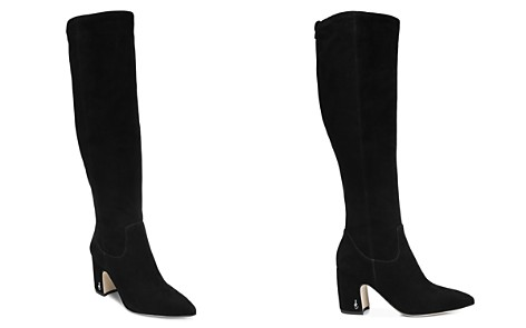 Sam Edelman Women's Hai Suede Over-the-Knee Boots - Bloomingdale's_2