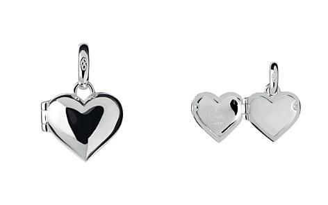 Links of London Sterling Silver Heart Locket Charm - Bloomingdale's_2