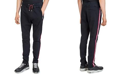 The Kooples Side-Stripe Tapered Sweatpants - Bloomingdale's_2