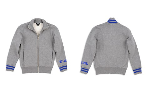 Diesel Boys' Fleece Zip-Up Jacket - Big Kid - Bloomingdale's_2