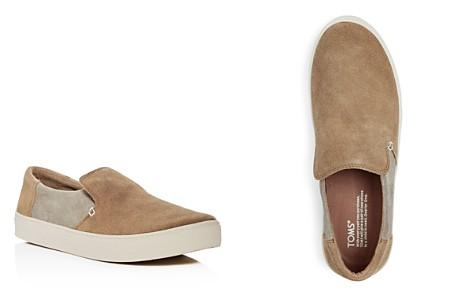 TOMS Men's Lomas Suede Slip-On Sneakers - Bloomingdale's_2