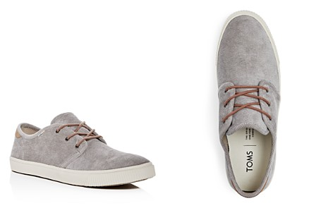 TOMS Men's Carlo Corduroy Lace Up Sneakers - Bloomingdale's_2
