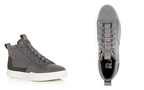 G-STAR RAW Men's Rackam Core Mid Top Sneakers - Bloomingdale's_2