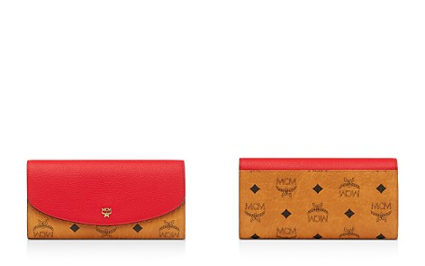 MCM Visetos Flap Wallet - Bloomingdale's_2