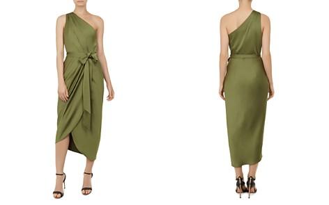 Ted Baker Gabie One-Shoulder Midi Dress - Bloomingdale's_2