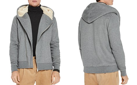 Scotch & Soda Teddy Biker Hoodie - Bloomingdale's_2