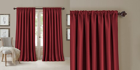 """Elrene Home Fashions All Seasons Blackout Curtain Panel, 52"""" x 95"""" - Bloomingdale's_2"""