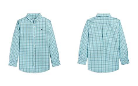 Vineyard Vines' Boys' Check Button-Down Shirt - Little Kid, Big Kid - Bloomingdale's_2