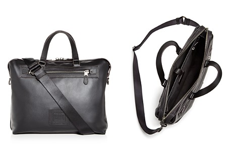Coach Academy Leather Holdall Briefcase - Bloomingdale's_2