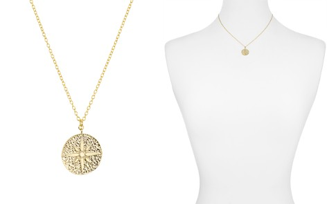 "Argento Vivo North Star Medallion Pendant Necklace, 16"" - Bloomingdale's_2"