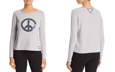 Lisa Todd Give Peace A Chance Sweater - Bloomingdale's_2