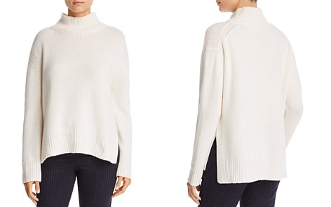 Majestic Filatures Cashmere Oversized Mock-Neck Sweater - Bloomingdale's_2