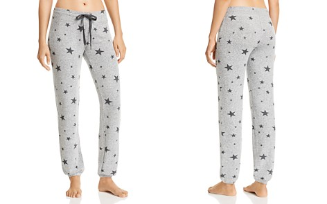 PJ Salvage Starry-Eyed Jogger Pajama Pants - Bloomingdale's_2