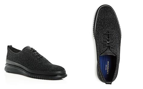 Cole Haan Men's 2.ZeroGrand Stitchlite Knit Plain Toe Oxfords - Bloomingdale's_2