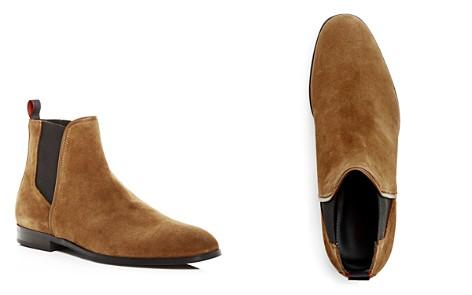 BOSS Hugo Boss Men's Boheme Chelsea Suede Boots - Bloomingdale's_2