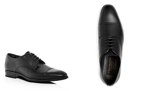 To Boot New York Men's Provo Leather Cap Toe Oxfords - Bloomingdale's_2