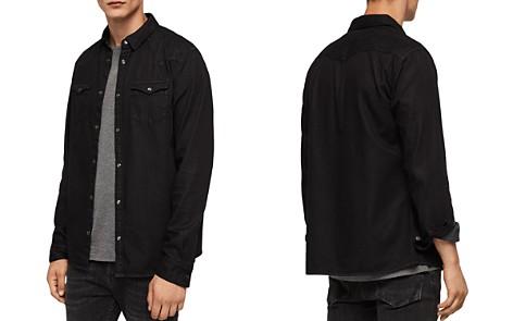 ALLSAINTS Bramble Slim Fit Button-Down Shirt - Bloomingdale's_2