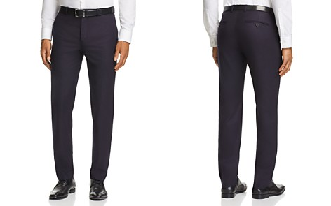 Theory Lightweight Flannel Slim Fit Suit Pants - 100% Exclusive - Bloomingdale's_2