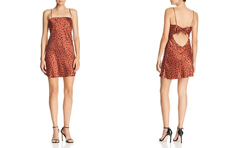Bec & Bridge Wild Cat Silk Mini Dress - Bloomingdale's_2