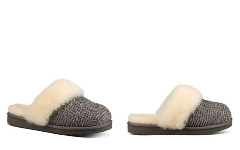 UGG® Women's Cozy Knit Slippers - Bloomingdale's_2