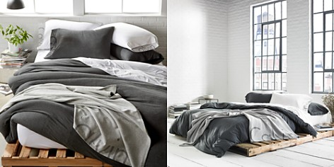 Calvin Klein Modern Cotton Jersey Body Solid Bedding Collection - Bloomingdale's Registry_2