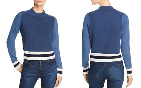rag & bone/JEAN Dean Color-Block Mock-Neck Sweater - Bloomingdale's_2