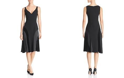 Elie Tahari Zaria A-Line Dress - Bloomingdale's_2