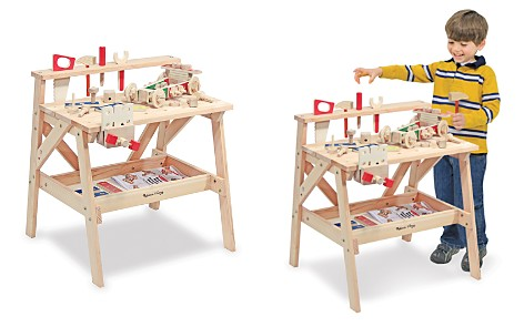 Melissa & Doug Wooden Project Workbench - Ages 3+ - Bloomingdale's_2